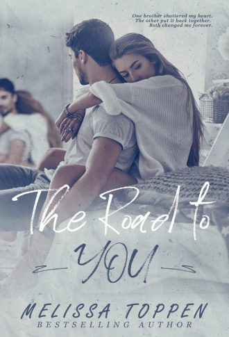 THE ROAD TO YOU – EBOOK COVER