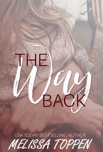 THE WAY BACK ebook cover