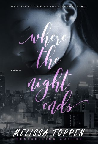 WHERE THE NIGHT ENDS – EBOOK COVER